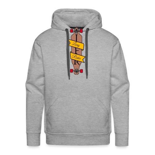 Long rider - Sweat-shirt à capuche Premium pour hommes