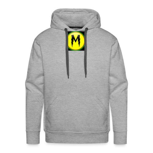 Muwex Logo - Miesten premium-huppari