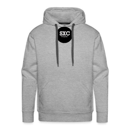Plain SXC Original - Men's Premium Hoodie