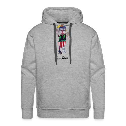 Tardivo - Sweat-shirt à capuche Premium pour hommes