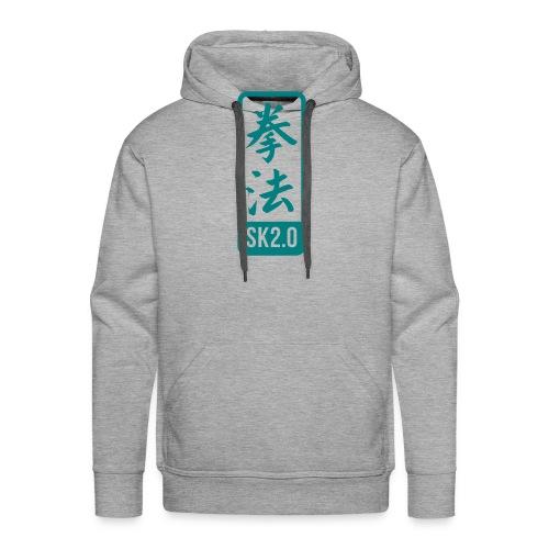 sk2-0-label-14 - Mannen Premium hoodie