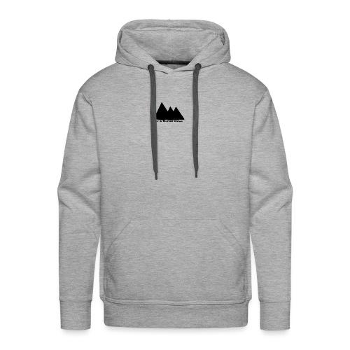 Art Motion Logo dirty mitSchrift - Männer Premium Hoodie