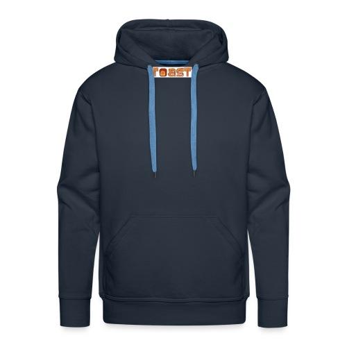 Toast Muismat - Mannen Premium hoodie