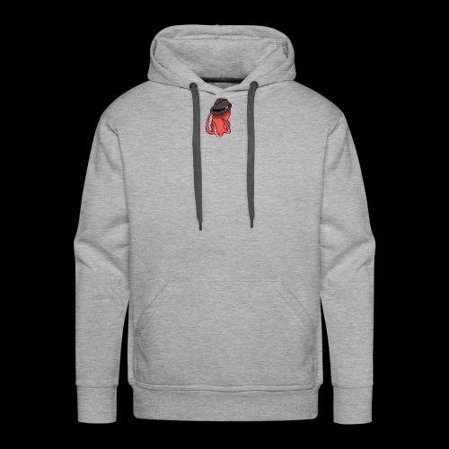 Inspecteur Poulpinou - Sweat-shirt à capuche Premium pour hommes