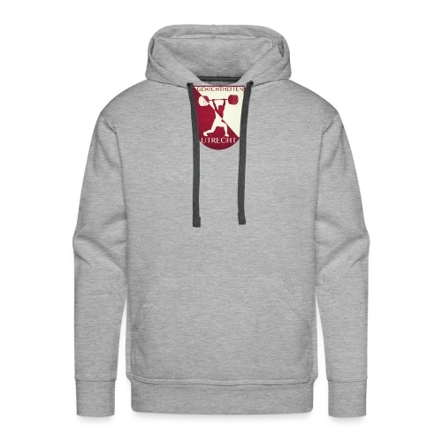 Oldschool Logo - Mannen Premium hoodie