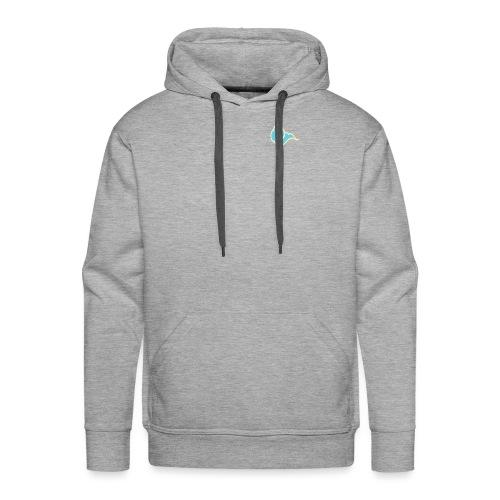 Cloud - Sudadera con capucha premium para hombre