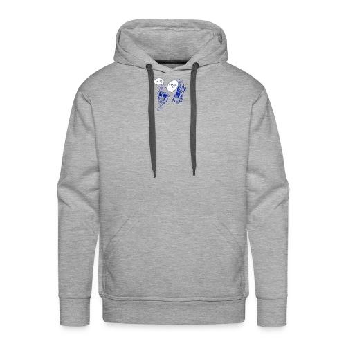 piku - Männer Premium Hoodie