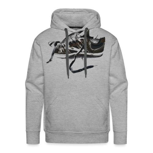 shoe (Saw) - Men's Premium Hoodie