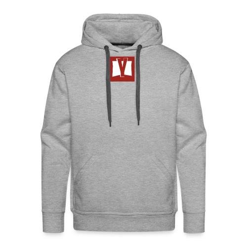yy - Sweat-shirt à capuche Premium pour hommes