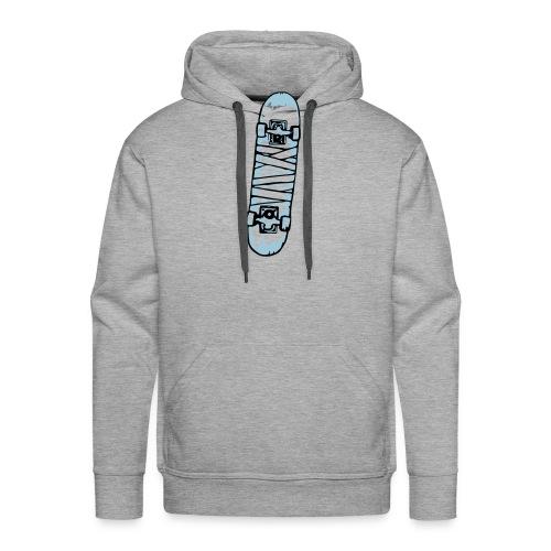 Mummy Skateboard - Sweat-shirt à capuche Premium pour hommes