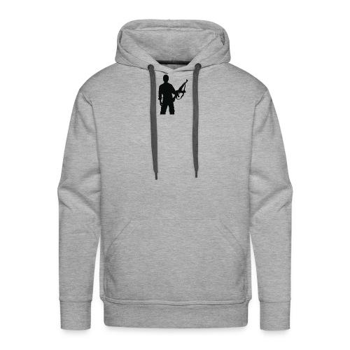 RESISTENZA INTERNAZIUNALE - Sweat-shirt à capuche Premium pour hommes