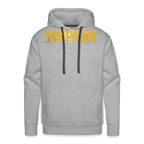 Golden Youstar Merch - Men's Premium Hoodie