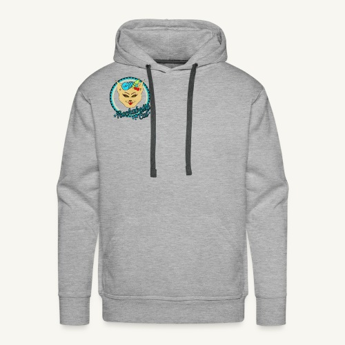 Rockabilly Cat - Männer Premium Hoodie