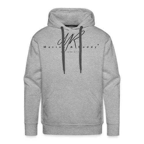 marion roddynyc black - Sweat-shirt à capuche Premium pour hommes