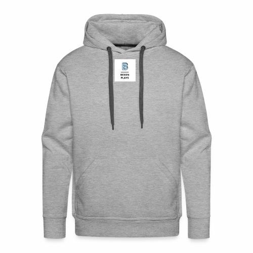 Bexon plays logo merch - Men's Premium Hoodie