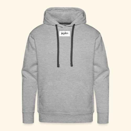 jkpaka076 - Men's Premium Hoodie