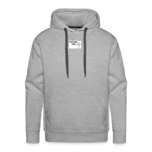 onlinelogomaker 110217 2058 1449 - Bluza męska Premium z kapturem