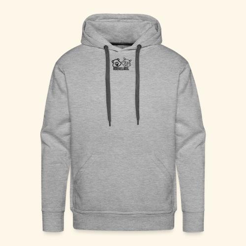logo ROEKELOOS - Mannen Premium hoodie