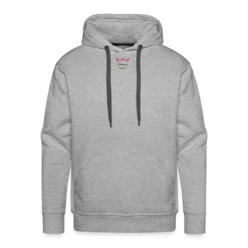 Klebstar - Sweat-shirt à capuche Premium pour hommes