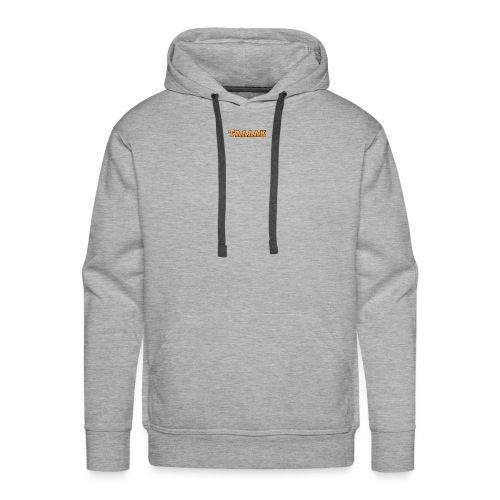Only2feet's Taaaak - Men's Premium Hoodie