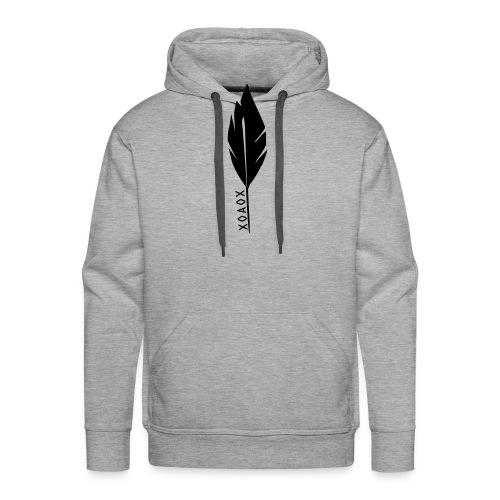 Feather - Männer Premium Hoodie