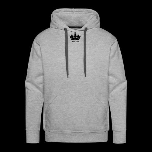 brenin_logo - Men's Premium Hoodie