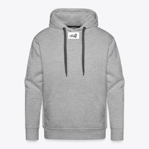novios - Sudadera con capucha premium para hombre