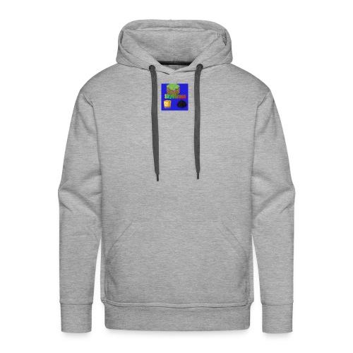 SkyGames - Mannen Premium hoodie