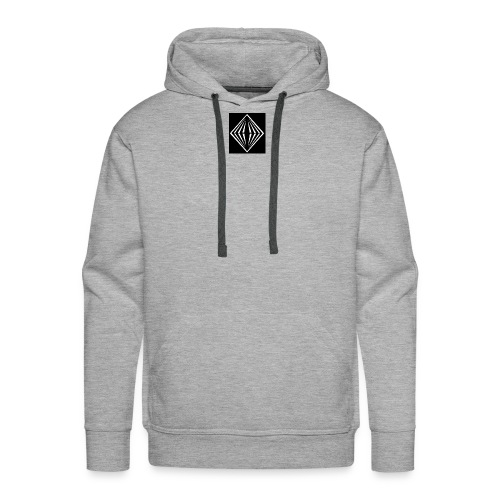 diamond shape - Men's Premium Hoodie