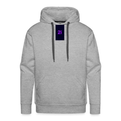 2i - Sweat-shirt à capuche Premium pour hommes