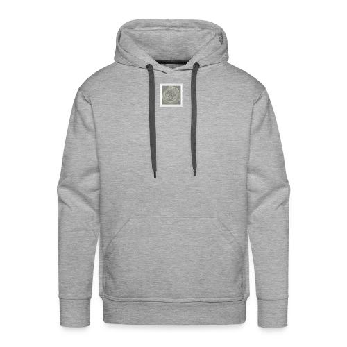 deus dcm zfk prints - Sweat-shirt à capuche Premium pour hommes