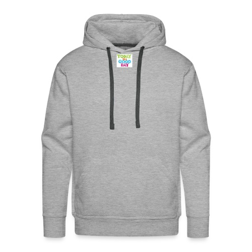 images 1 - Sweat-shirt à capuche Premium pour hommes