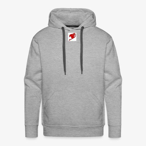 logo fairy tail - Sweat-shirt à capuche Premium pour hommes