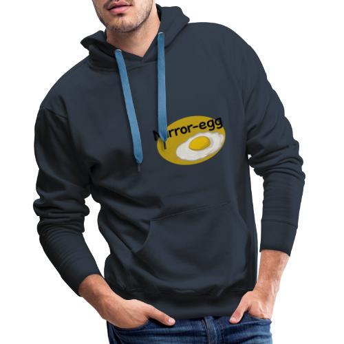 Mirror-egg - Männer Premium Hoodie