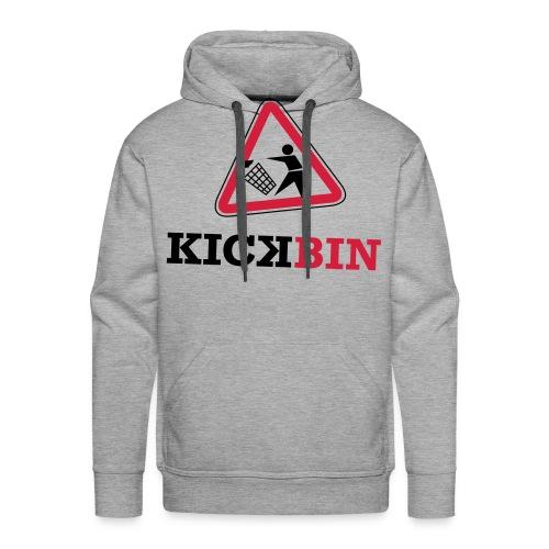 KICKBIN Shirt - Männer Premium Hoodie