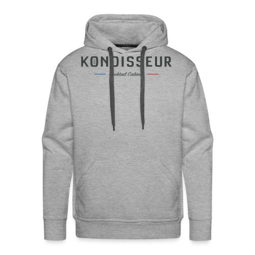 Logo Konoisseur png - Sweat-shirt à capuche Premium pour hommes