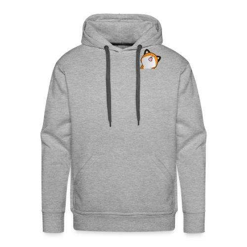 Fox - Felpa con cappuccio premium da uomo