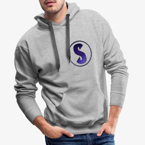 YouTube Logo von Salxphaa - Männer Premium Hoodie