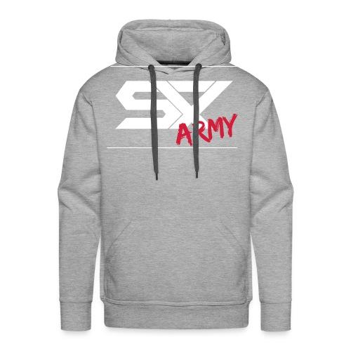 Snapback | SX Army - Männer Premium Hoodie