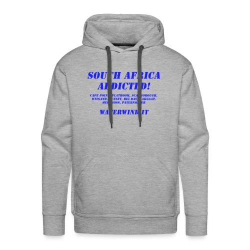 South Africa addicted - Men's Premium Hoodie