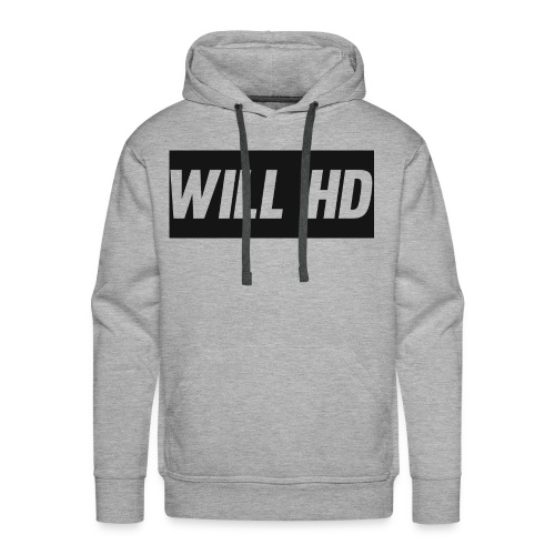 Will HD merch - Men's Premium Hoodie