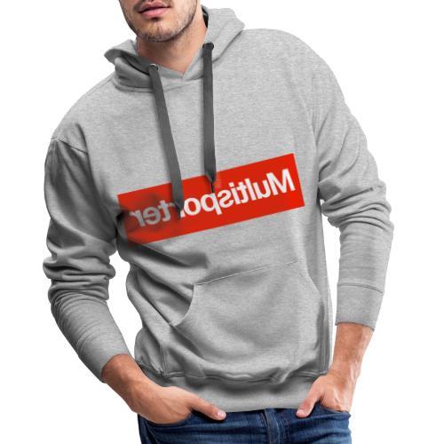 Multisporter - Mannen Premium hoodie