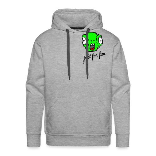 Just for fun - Sweat-shirt à capuche Premium pour hommes