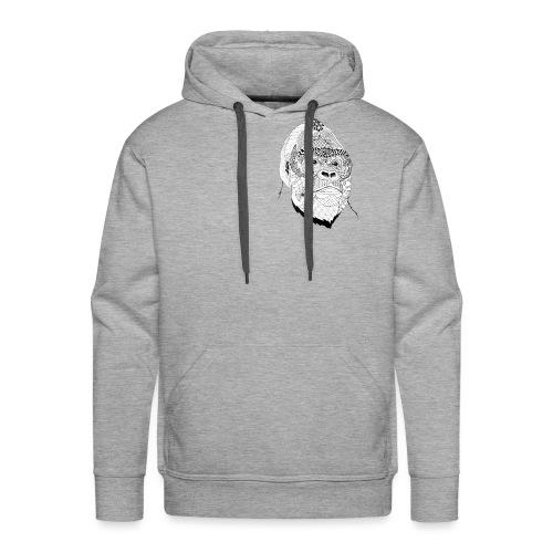 KONG - Sweat-shirt à capuche Premium pour hommes