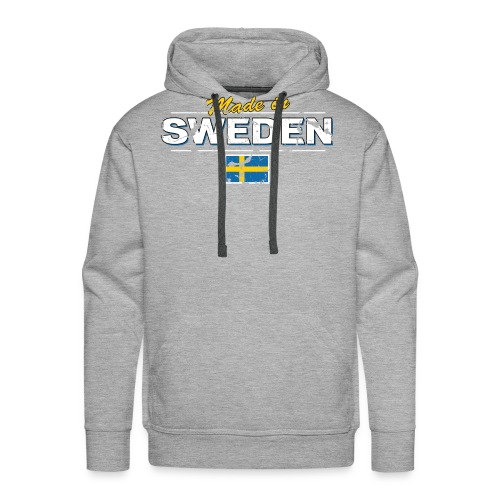 MADE IN SWEDEN - Men's Premium Hoodie