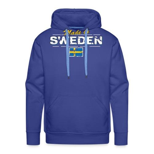MADE IN SWEDEN - Men's Premium Hoodie