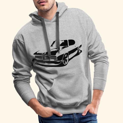 1969 Pontiac GTO - Mannen Premium hoodie