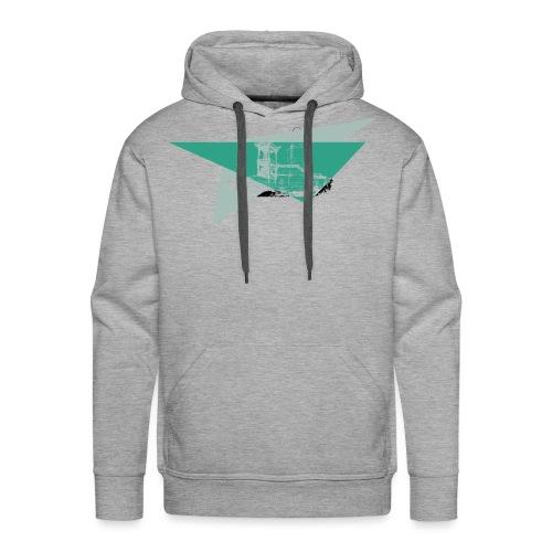 Schneeberg Fichtelshirt im Fichtelgebirge - Männer Premium Hoodie