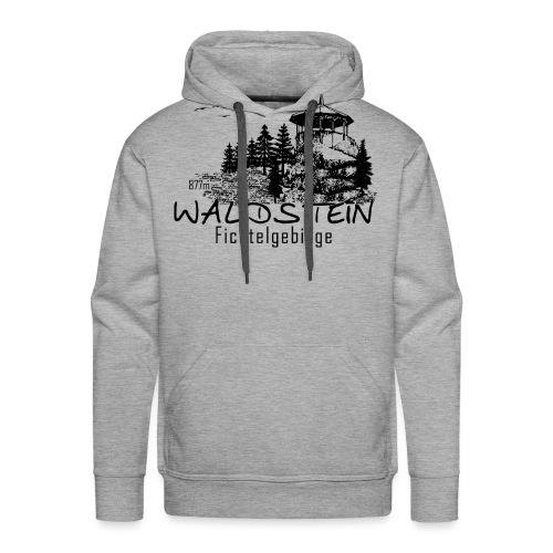 Waldstein im Fichtelgebirge - Männer Premium Hoodie