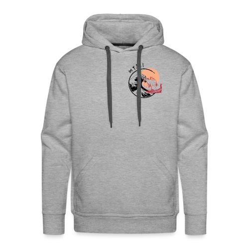 Drakkar - Sweat-shirt à capuche Premium pour hommes